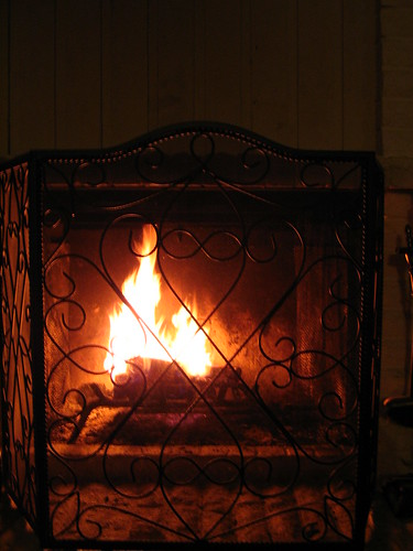 Fire On a Cold Night