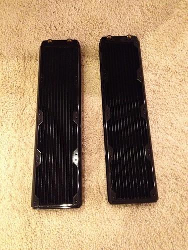 Black Ice GTX Radiators