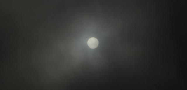 noon sun