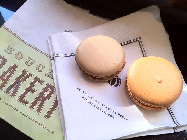 New York Trip Report - Bouchon Bakery Macarons
