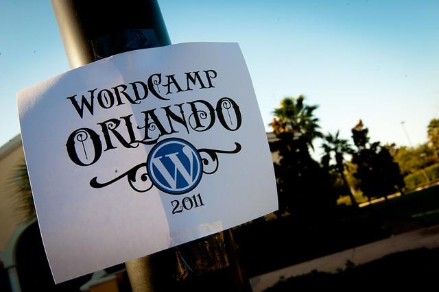 WordCamp Orlando 2011