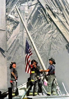 SEPT. 11TH / TERRORIST ATTACKS ON WTC: