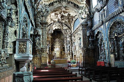 Santa Clara interior