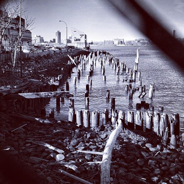 Pier on the Hudson #3