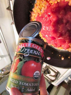 Muir Glen Tomatoes BPA Free Can