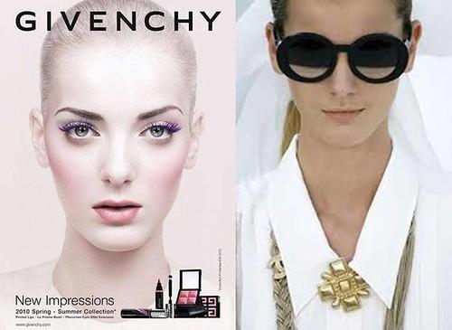 Denisa-Dvorakova-imagen-Givenchy