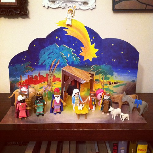 Playmobil nativity
