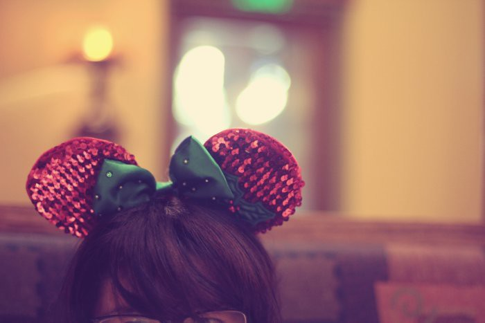 Diana's Minnie Ears