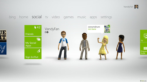 Xbox 360 Dashboard Update Detailed - SmartGlass Releasing On October 26