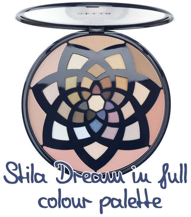 Stila dream in full colour palette copy