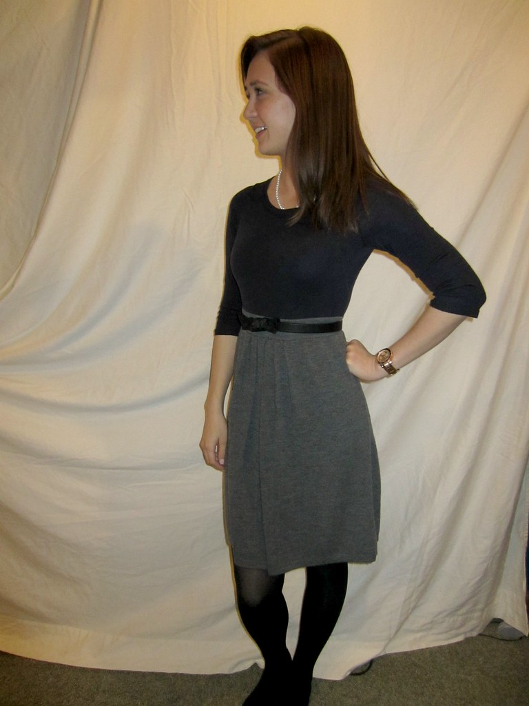 Lauren conrad inspire and sweater dress 023