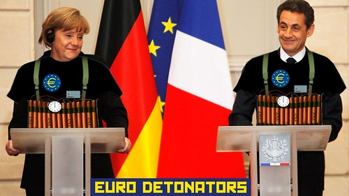 EURO DETONATORS by Colonel Flick