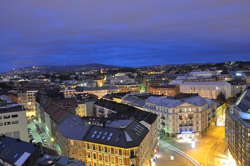 Oslo bynight
