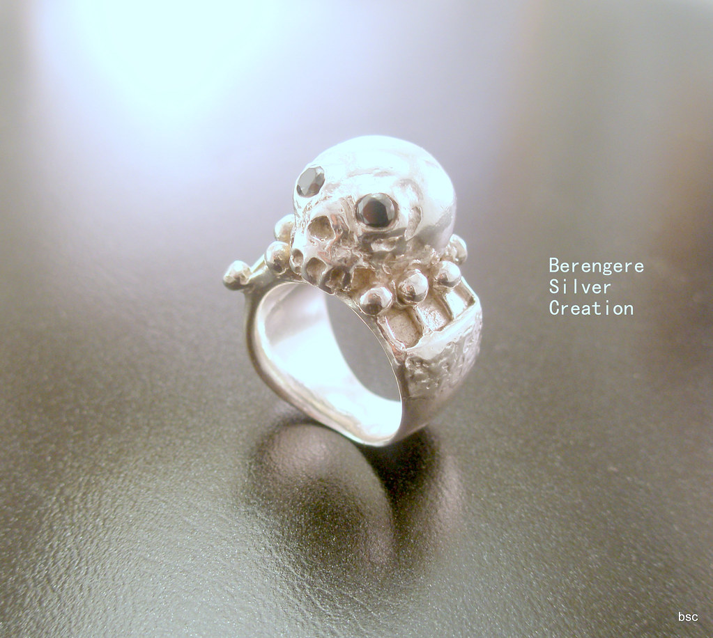 Creation bague lyon