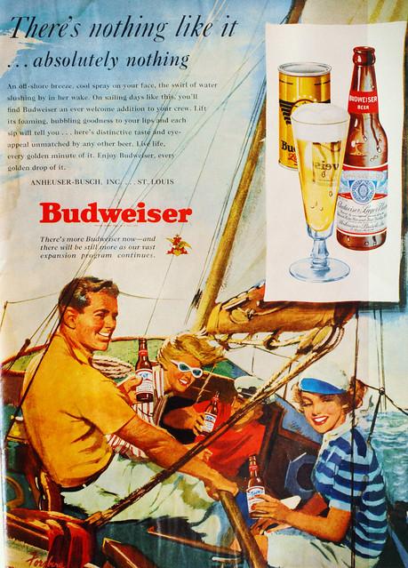 Bud-sailing