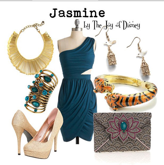 Inspired by: Jasmine -- Aladdin