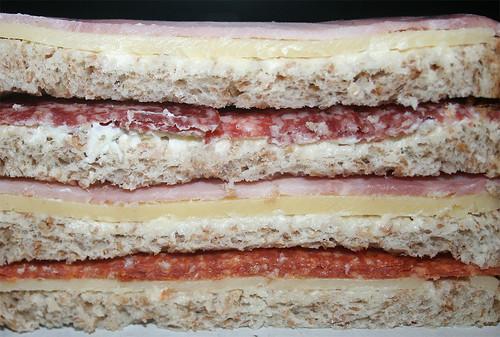 dinner layers III