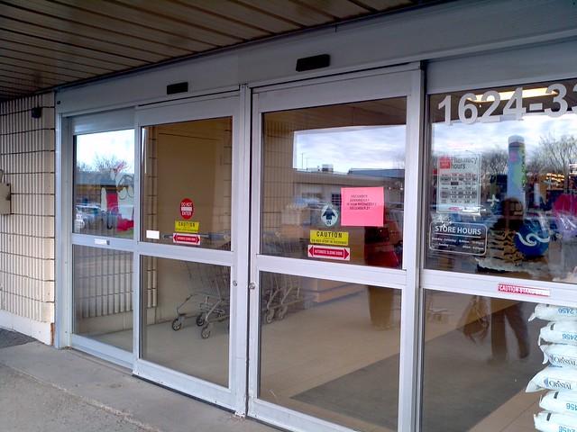 Gt single automatic sliding door flickr photo sharing
