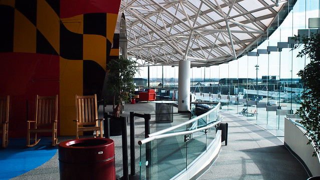 Bwi airport planning