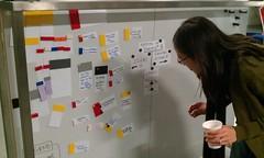 Ricarose Updates the Ideas Board