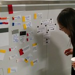 Ricarose Updates the Ideas Board