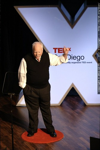 Richard Dreyfuss of the The Dreyfuss Initiative speaks to TEDxSanDiego    MG 4026