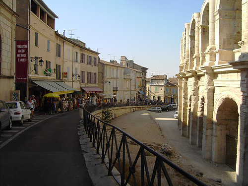 Arles – za van Goghem, Římany i Karlem IV.