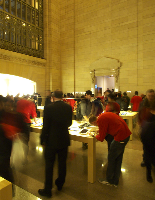 Apple Store, Grand Central