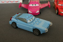 8639 Big Bentley Bust Out - Finn McMissile 1
