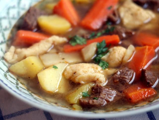 Hungarian Goulash Soup - Light Version - Gulyásleves, light | Flickr ...
