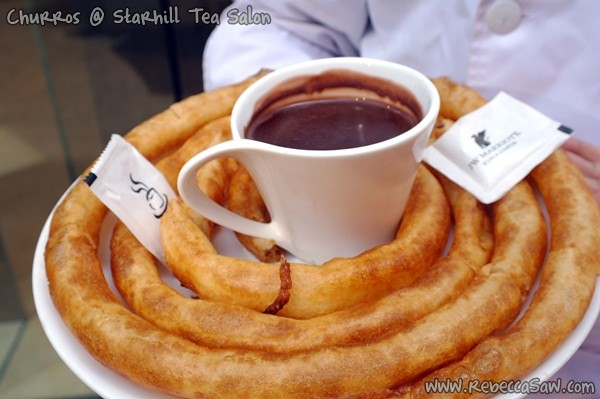 churros @ Starhill Tea Salon-4