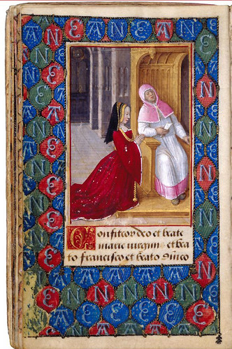 006-Prayer Book of Anne de Bretagne-siglo XV-Jean Poyer-© The Morgan Library & Museum
