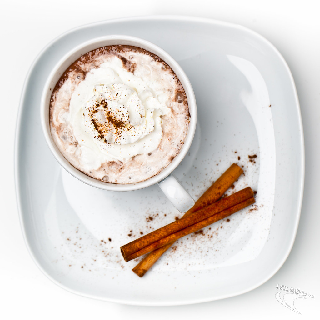 Hot Chocolate and Cinnamon