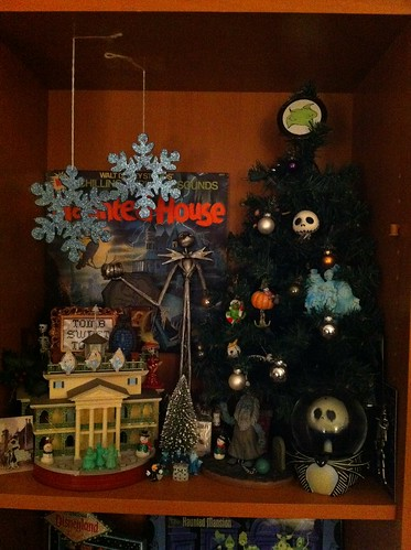 Making Christmas: Haunted Mansion toys get some Christmas cheer