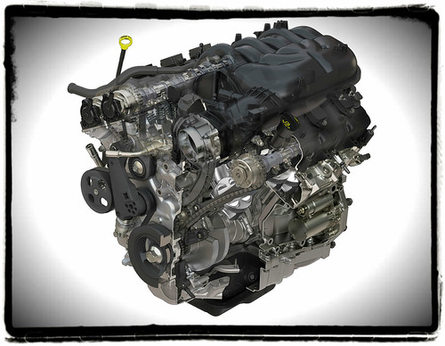 Pentastar V6 - One of Ward's 10 Best Engines for 2012 by lee.ekstrom
