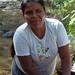 Lavando en el río - Woman washing clothes in the river; San Franscisco Cahuacuá (Región Mixteca), Oaxaca, Mexico por Lon&Queta