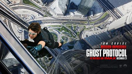 MI4: Ghost Protocol