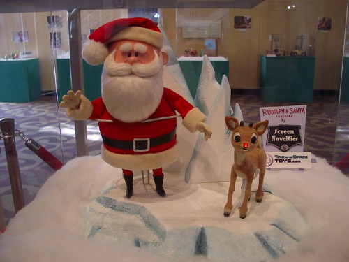 Rankin and Bass Santa and Rudolph 10