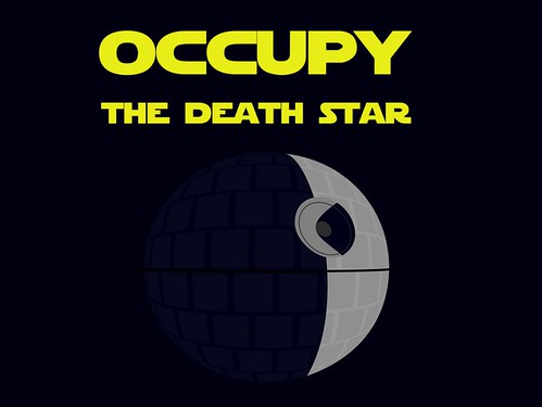 Occupy The Death Star by Teacher Dude's BBQ
