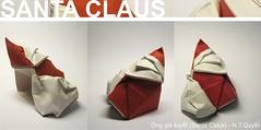 Diagram - Santa Claus / Ông già tuyết