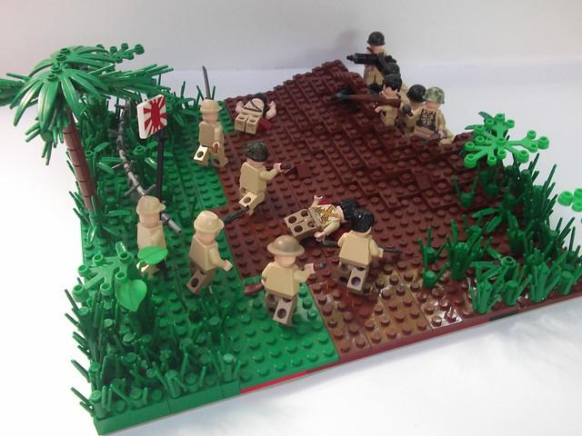 LEGO Guadalcanal, Holding the, Fujifilm FinePix JV110