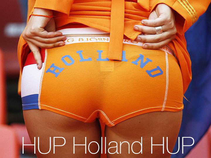 Hup Holland Hup - Campaña Mundial de Football 2010