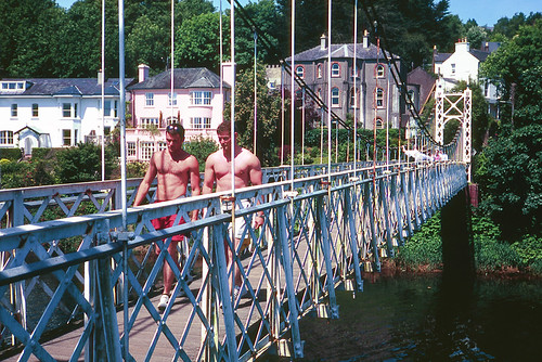 Daly\'s Bridge. Cork.
