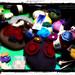 Colores en la mercería de Felisa Camuñas
