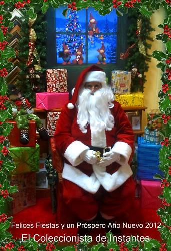 Felices Fiestas y Próspero Año Nuevo 2012 by El coleccionista de instantes