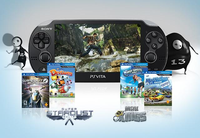 Playstation Vita Launch Lineup And Details Playstation Blog