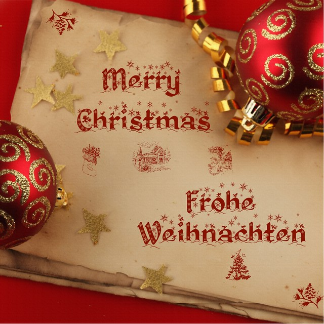 merry christmas frohe weihnachten wishing everyone a. Black Bedroom Furniture Sets. Home Design Ideas