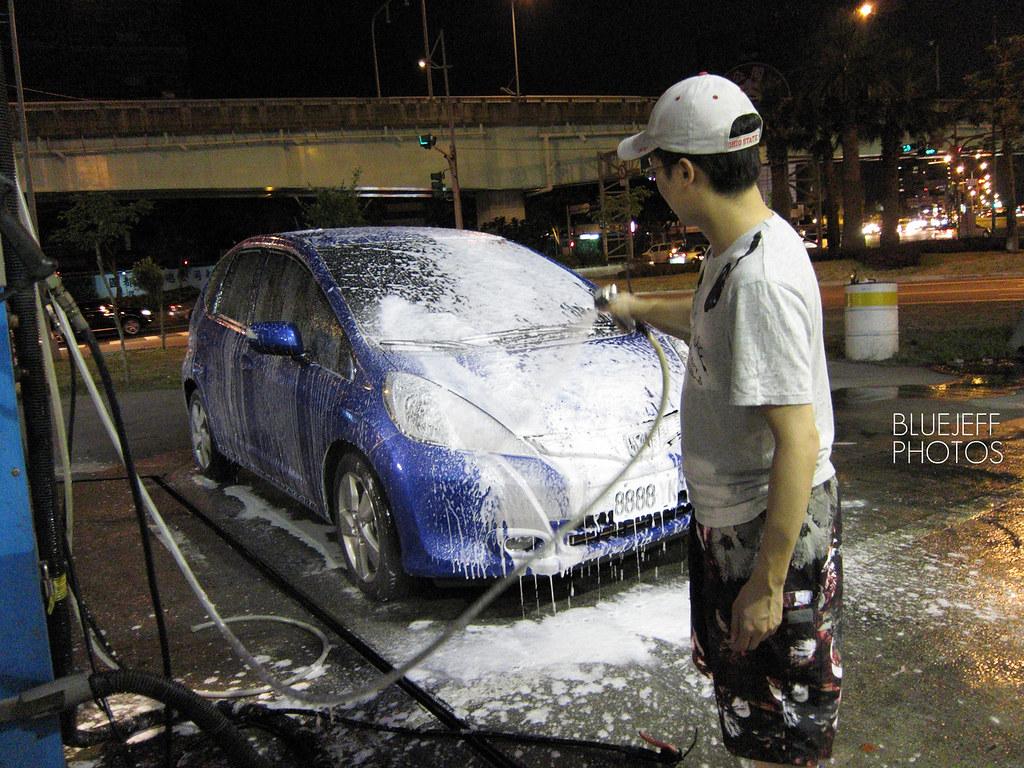 洗車洗洗洗