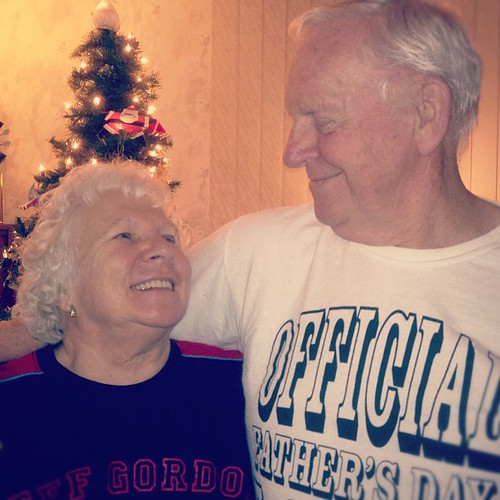 My Grandparents<3