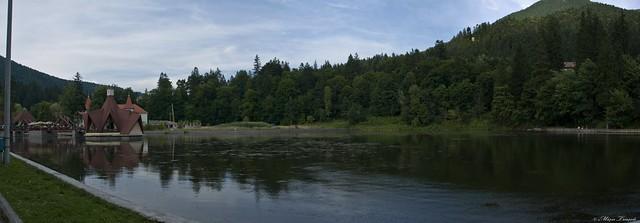 lacul tusnad